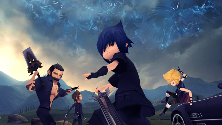 تاریخ انتشار Final Fantasy XV: Pocket Edition مشخص شد