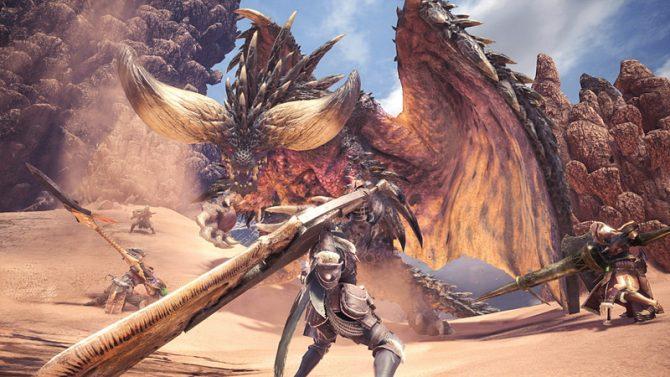 جزئیات جدیدی از سومین بتای Monster Hunter World منتشر شد