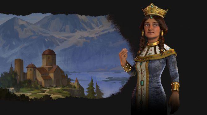 تماشا کنید: نگاهی به قوم Georgia در Civilization VI: Rise and Fall