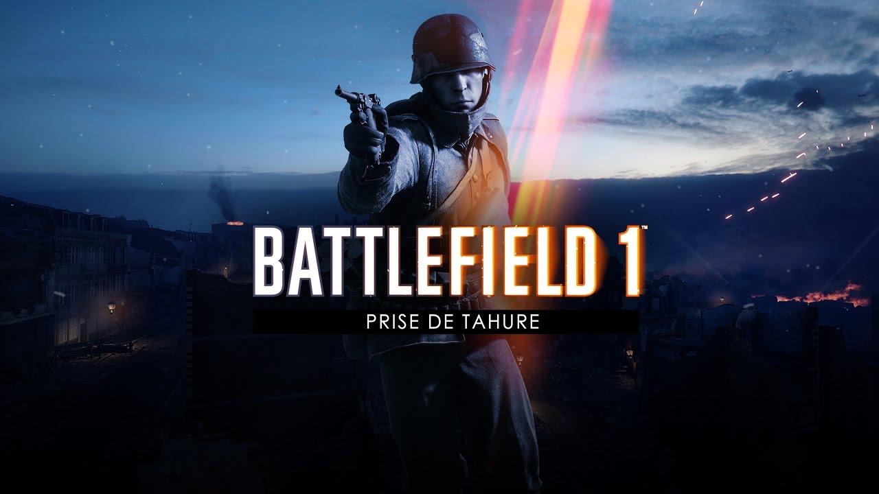 تجربه نقشه Prise de Tahure بازی Battlefield 1 برای تمامی کاربران رایگان شد