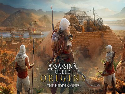 اولین بسته الحاقی رایگان بازی Assassin's Creed Origins  در ماه جاری منتشر میشود