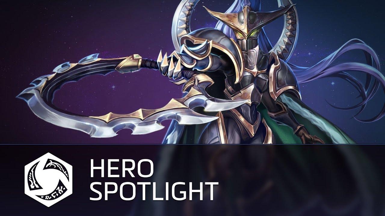 افزوده شدن شخصیت Maiev Shadowsong به بازی Heroes of the Storm