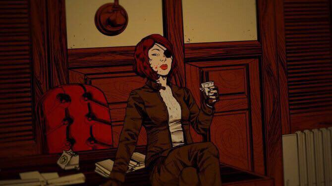 محتوای دانلودی The Diaries of Agent Silent Death برای بازی Wolfenstein II عرضه شد