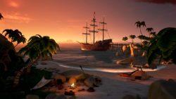 تریلری جدید از بازی Sea of Thieves منتشر شد