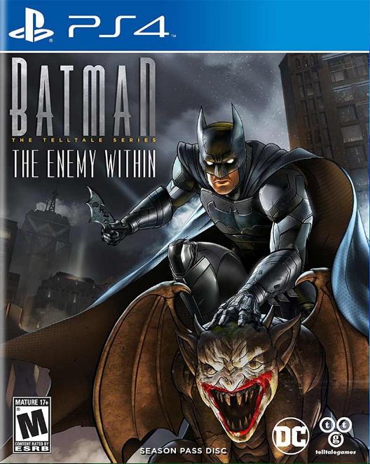 Batman:The Telltale Series - S2