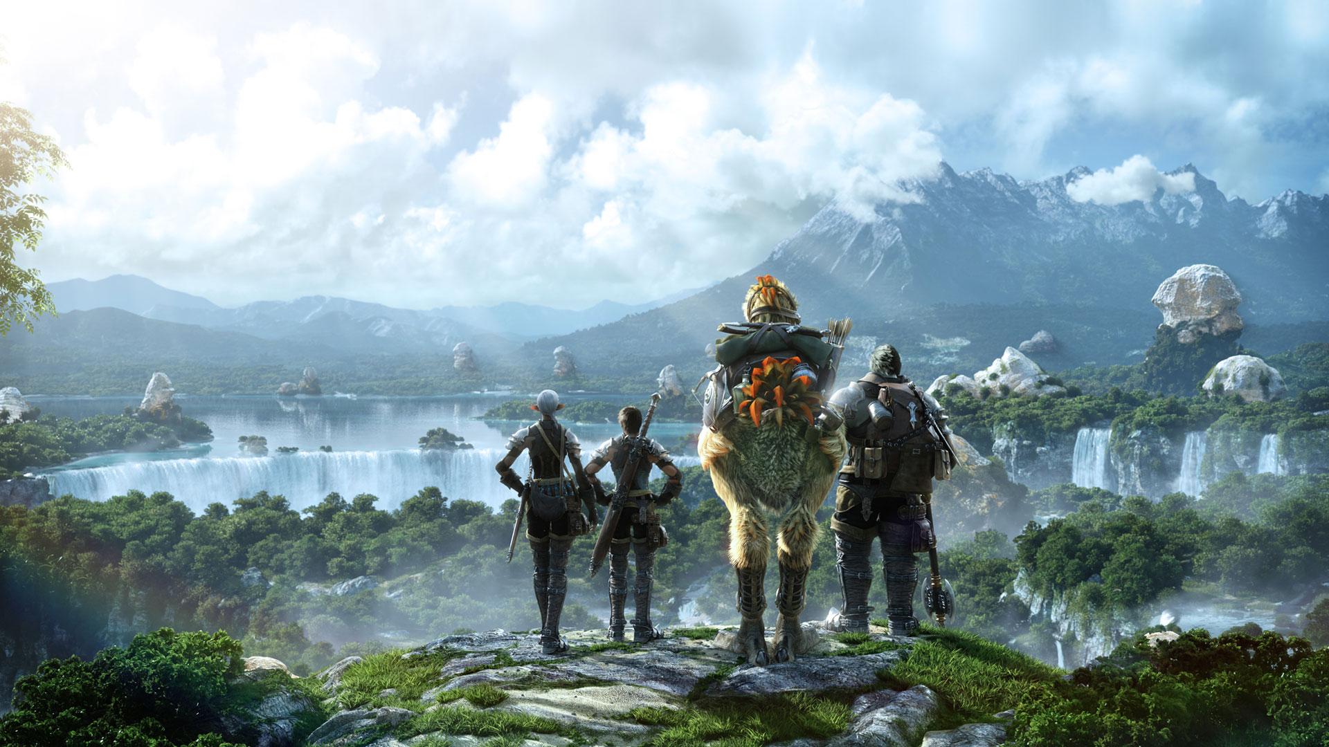 Naoki Yoshida از عملکرد Final Fantasy XIV در سال ۲۰۱۷ و برنامههای آینده میگوید
