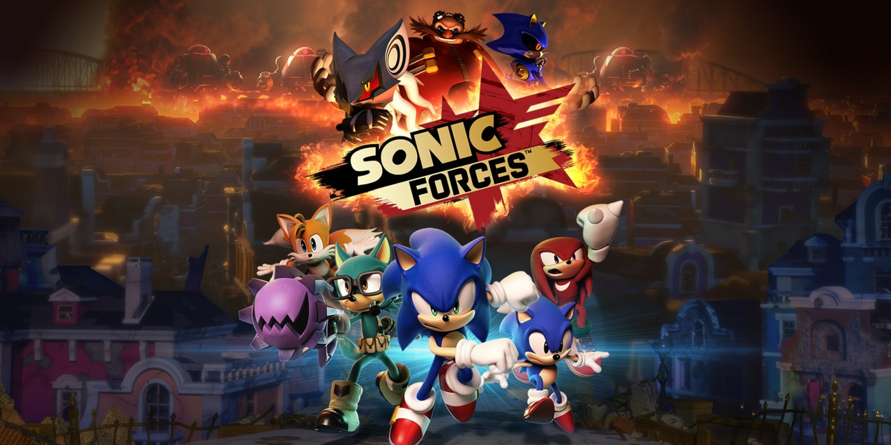 فواره چون بلند شود سرنگون شود   نقد و بررسی بازی Sonic Forces