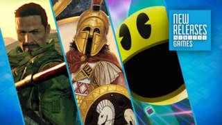 لیستی از بهترین بازیهایی که این هفته بر روی کنسولها و رایانههای شخصی منتشر خواهند شد