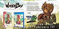 تاریخ انتشار نسخه فیزیکی بازی Wonder Boy: The Dragon's Trap مشخص شد