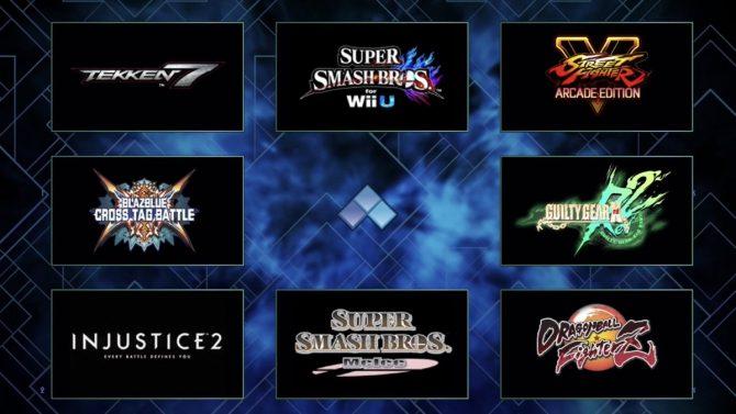 فهرست بازیهای حاضر در رویداد EVO 2018 مشخص شد