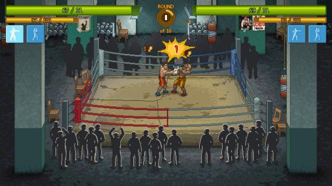 نسخه نینتندو سوییچ بازی Punch Club تائید شد