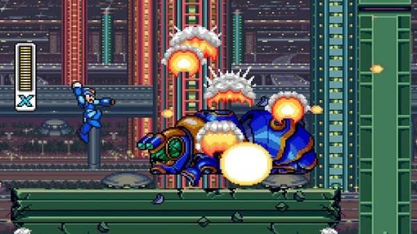 اطلاعاتی از مجموعه بازی Mega Man X فاش شد