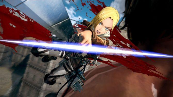 تریلر جدید گیمپلی عنوان Attack on Titan 2 برخی ویژگیهای مبارزات بازی را نمایان میکند