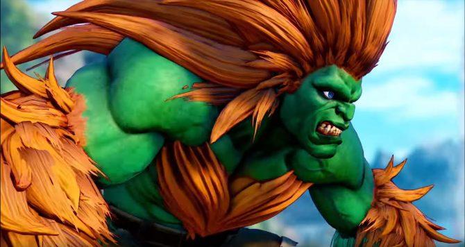 شخصیت Blanka در هفته آینده به Street Fighter V: Arcade Edition میآید