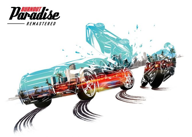 از Burnout Paradise Remastered رونمایی شد