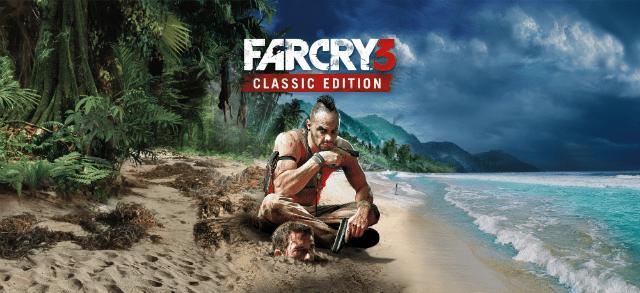 Far Cry 3 Classic Edition تائید شد