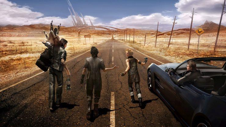Final Fantasy XV از کراسپلی بین رایانههای شخصی و ایکسباکس وان پشتیبانی میکند