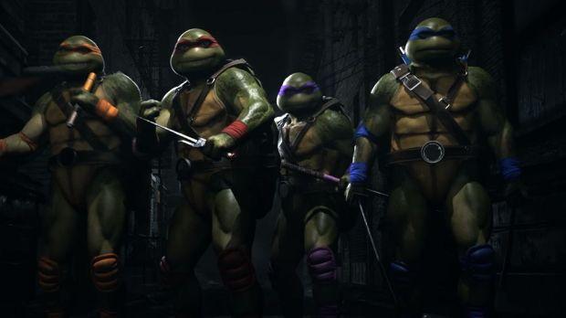 تریلر جدید Injustice 2 مبارزات لاکپشتهای نینجا را نمایش می دهد