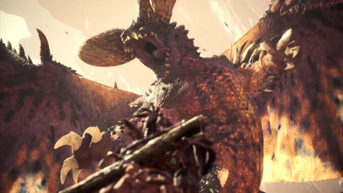 ۹۲ درصد از نسخههای فیزیکی Monster Hunter World در ژاپن فروخته شده است