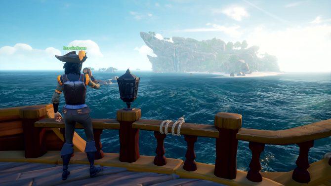 اطلاعات جدید عنوان Sea of Thieves منتشر شد؛ کشتی با قابلیت شخصیسازی