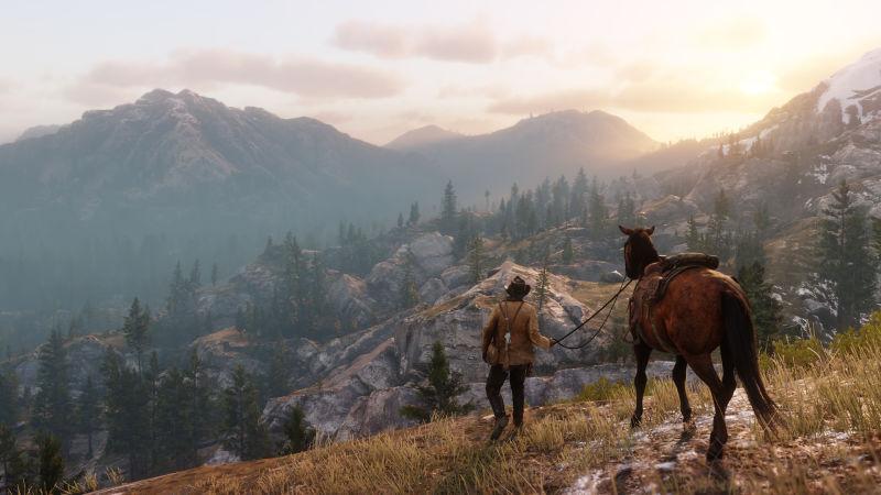 تاریخ عرضه Red Dead Redemption II رسماً مشخص شد | عدم عرضه بازی در بهار