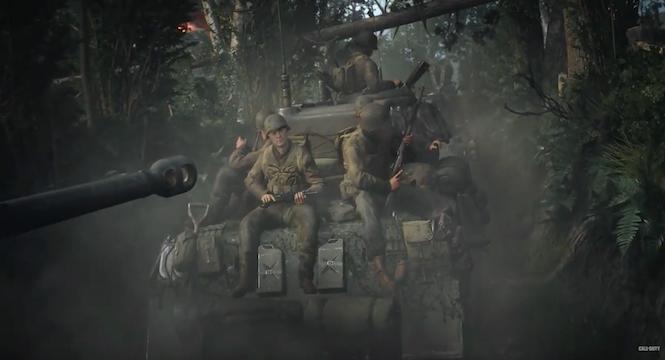 یکی از کاربران Call Of Duty WWII توانست فقط با چاقو به بالاترین سطح دست پیدا کند