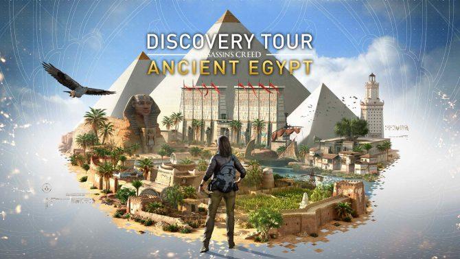 حالت جدید Discovery Tour به زودی به Assassin's Creed Origins اضافه خواهد شد