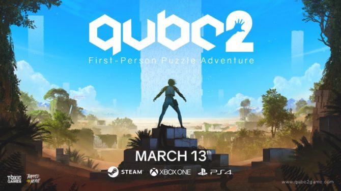 سرانجام تاریخ انتشار Q.U.B.E. 2 مشخص شد