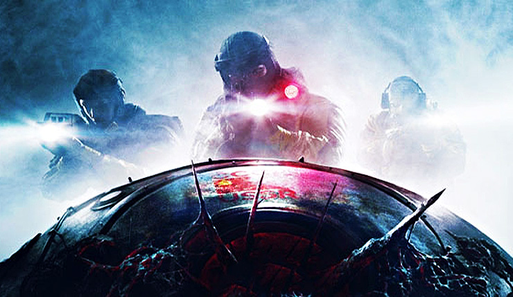 رویداد Outbreak عنوان Rainbow Six Siege بازیکنان را در برابر موجودات بیگانه قرار میدهد