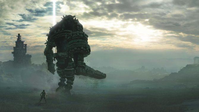 تریلر هنگام انتشار عنوان Shadow of the Colossus منتشر شد