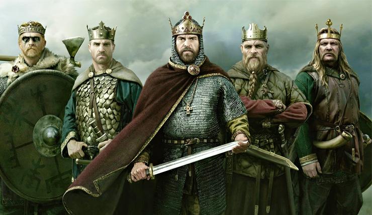تاریخ انتشار Total War Saga: Thrones of Britannia مشخص شد + سیستم موردنیازhttp://www.gnsorena.ir/