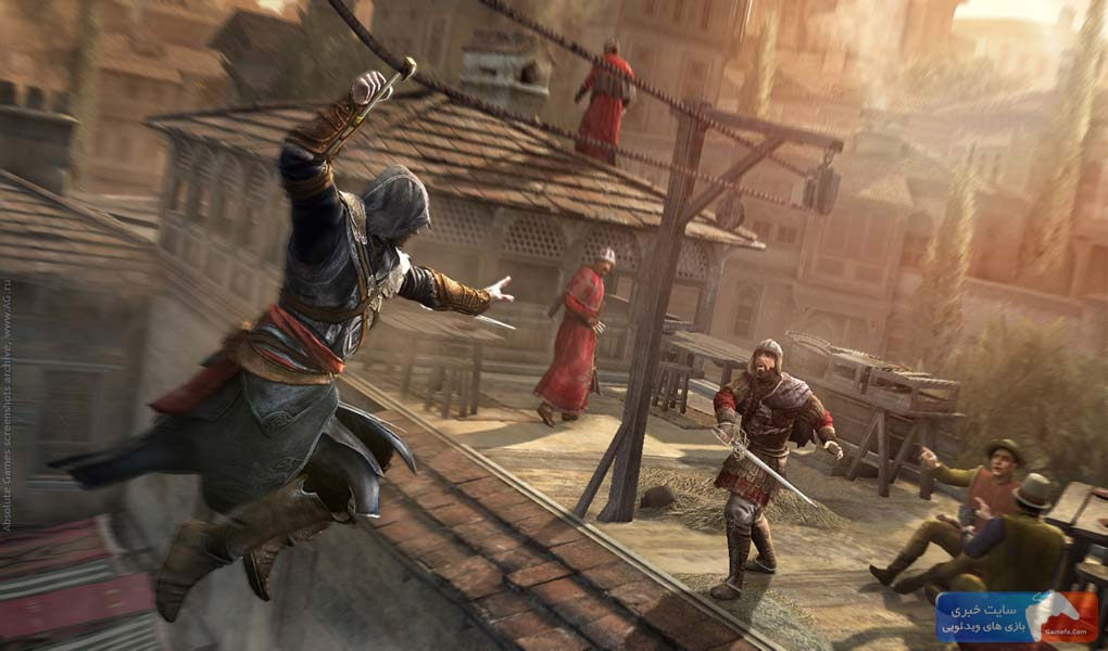 Assassins creed revelations 6 جديدترين تصاوير از Assassins Creed: Revelations