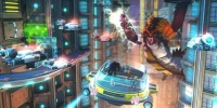 تصاويري از Ratchet and Clank: All 4 One