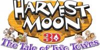بازی Harvest Moon: The Tale of Two Towns 3D برای 3DS و DS