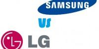 سامسونگ،LG را به سرقت و فاش کردن بخشی از تکنولوژی OLED متهم کرد.