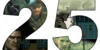 تولد 25 سالگی سری Metal Gear مبارک