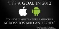 گیم لافت:عرضه همزمان بازیها برای اندروید و iOS