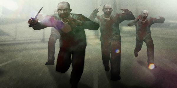CS: GO: Zombie Mode
