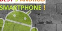5 اسمارتفون برتر با سیستم عامل اندروید در 3 ماهه چهارم 2012