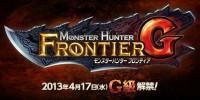 Monster Hunter Frontier G معرفی شد.