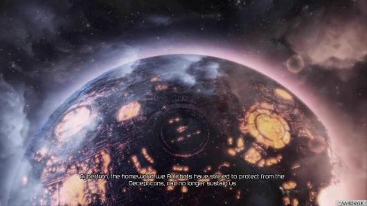 سیاره ی سایبرترون