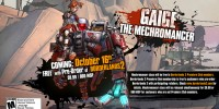 Borderlands 2 :کلاس Mechromancer  شانزدهم اکتبر