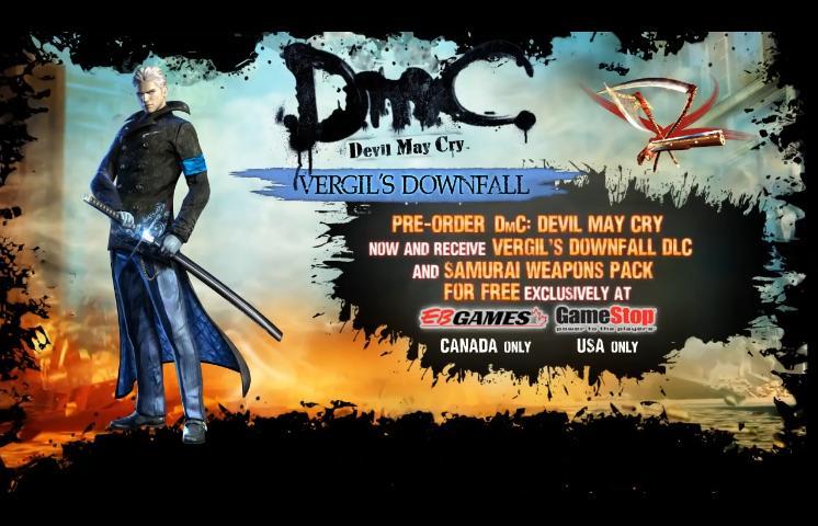 DMC Vergil Downfall Gamefa 6 Virgils Downfall : داستان برادر دوقلو دانته را در DMC دنبال کنید +تصاویر+ویدئو