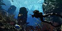 تریلر گیم پلی بازی Call of Duty: Ghosts با عنوان Into the Deep