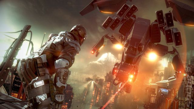 PS4 First Killzone Shadow Fall Screens   سقوط سایه ها   اولین نگاه به Killzone: Shadow Fall