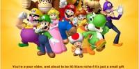 جشن 124 سالگی Nintendo