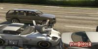 باز هم تصاویر جدید دیگری از گیم پلی GTA V منتشر شد