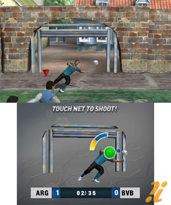 3DS FIFA 14
