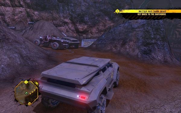 Red Faction Guerrilla Screenshot 5