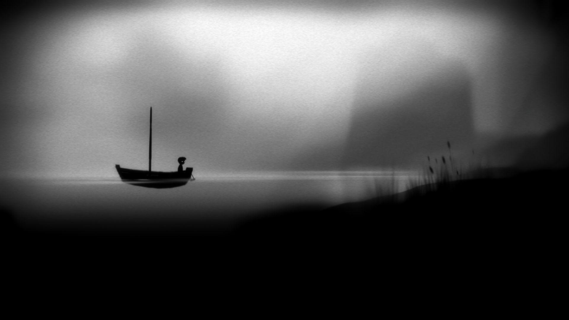 تنها در جنگل و سوار بر قایق